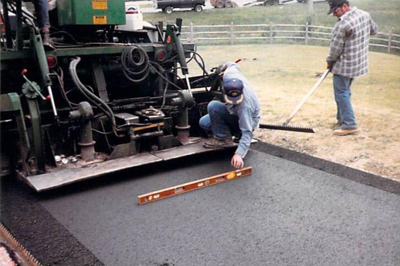 cicchini asphalt, asphalt company in kenosha, paving company in kenosha